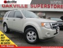 Used 2009 Ford Escape XLT Automatic 3.0L V6 | 4X4 | MOONROOF | LEATHER | for sale in Oakville, ON