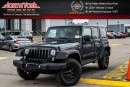 New 2017 Jeep Wrangler Unlimited New Car Willys Wheeler|4x4|HardTop|LED Pkg|6.5