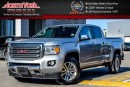 Used 2016 GMC Canyon SLT|4WD|DrvrAlert,BedPrtctPkgs|Nav|Bose|Tow|AppleCarplay|ACC|18