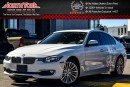 Used 2015 BMW 320i xDrive|Nav|Sunroof|Leather|Clean CarProof|Bluetooth|18