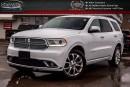 Used 2016 Dodge Durango Citadel|AWD|7Seater|Navi|Sunroof|Backup Cam|Bluetooth|R-Start|20