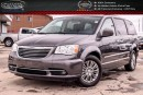 Used 2016 Chrysler Town & Country Touring|Only 6093 Km|Navi|Backup Cam|Leather|17