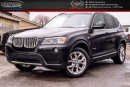 Used 2014 BMW X3 xDrive28i|Navi|Pano Sunroof|Backup Cam|Bluetooth|Heated Front Seats|18