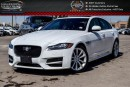 Used 2016 Jaguar XF R-Sport|AWD|Navi|Sunroof|Backup Cam|Bluetooth|Leather|Keyless Go|19