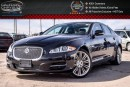 Used 2013 Jaguar XJ Supercharged|AWD|Navi|Pano Sunroof|Backup Cam|Bluetooth|Leather|20
