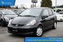 Used 2007 Honda Fit LX AM/FM Radio and Air Conditioning for sale in Port Coquitlam, BC