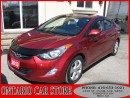 Used 2013 Hyundai Elantra GLS SUNROOF !!!1 OWNER CARPROOF CLEAN!!! for sale in Toronto, ON