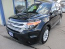 Used 2013 Ford Explorer LOADED XLT EDITION 7 PASSENGER 3.5L - V6.. 4WD.. DUAL DVD.. NAVIGATION.. BACK-UP CAMERA.. HEATED SEATS.. BENCH & 3RD ROW.. for sale in Bradford, ON