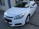 Used 2015 Chevrolet Malibu LOADED LT EDITION 5 PASSENGER 2.5L - ECO-TEC.. LEATHER TRIM.. SUNROOF.. BLUETOOTH.. POWER SUNROOF.. for sale in Bradford, ON