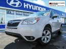 Used 2016 Subaru Forester TOURING for sale in Nepean, ON