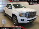 New 2017 GMC Canyon 4WD Denali-Navigation, Heated Leather, Android/Apple Carplay for sale in Lethbridge, AB