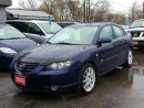 Used 2005 Mazda MAZDA3 GT,cert&etested for sale in Oshawa, ON