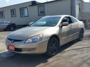 Used 2003 Honda Accord Cpe EX,cert&etested for sale in Oshawa, ON