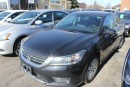 Used 2014 Honda Accord EX-L Loaded Leather Nav Sunroof for sale in Brampton, ON