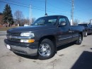 Used 2000 Chevrolet Silverado 1500 for sale in Whitby, ON