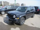 Used 2015 Jeep Patriot High Altitude - FWD  Leather  Sunroof  Heated seat for sale in London, ON