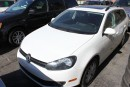 Used 2013 Volkswagen Golf Wagon Comfortline Panorama Roof for sale in Brampton, ON