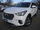 Used 2017 Hyundai Santa Fe XL Premium-AWD-Blind spot-Like NEW for sale in Mississauga, ON