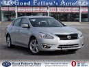Used 2013 Nissan Altima SL MODEL, TECH PKG, LEATHER, SUNROOF, NAVI, CAMERA for sale in North York, ON