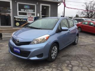 Used 2013 Toyota Yaris LE for sale in Brampton, ON