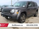 Used 2016 Jeep Patriot LEATHER. ROOF. RIMS!! BEST ONE OUT THERE!! for sale in Edmonton, AB