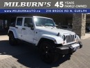 Used 2012 Jeep Wrangler Unlimited Sahara 4X4 for sale in Guelph, ON