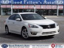 Used 2013 Nissan Altima SL MODEL, SUNROOF, LEATHER, NAVIGATION, CAMERA for sale in North York, ON