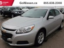 Used 2016 Chevrolet Malibu Limited Air, Bluetooth, back up camera! for sale in Edmonton, AB