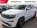Used 2014 Jeep Grand Cherokee SRT 4dr 4x4 for sale in Edmonton, AB