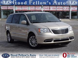Used 2016 Chrysler Town & Country TOURING, LEATHER w/ CONVENIENCE GROUP for sale in North York, ON