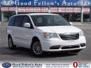 Used 2016 Chrysler Town & Country TOURING, LEATHER, POWER SLIDING DOOR & TAILGATE for sale in North York, ON