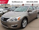 Used 2013 Nissan Altima Navigation, Leather, Sunroof... Full load! for sale in Edmonton, AB