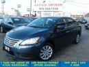 Used 2015 Nissan Sentra Auto All Power Options/Bluetooth &GPS* for sale in Mississauga, ON