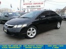 Used 2010 Honda Civic Sport Auto All Power/Sunroof/Alloys for sale in Mississauga, ON