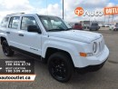 Used 2015 Jeep Patriot North HIGH ALTITUDE for sale in Edmonton, AB