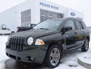Used 2009 Jeep Compass Sport for sale in Peace River, AB