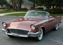 Used 1957 Ford Thunderbird Convertible for sale in North York, ON