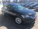 Used 2013 Honda Accord EX-L/BACKUPCAMERA/BLUETOOTH/LEATHER/ROOF/ALLOYS for sale in Scarborough, ON