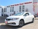 Used 2013 Honda Civic Touring - Leather - navigation for sale in Mississauga, ON