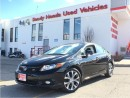 Used 2012 Honda Civic Si - Navigation - 1.99% Financing for sale in Mississauga, ON