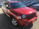 Used 2010 Jeep Compass North Edition/4X4/AUTOLOADED/ALLOYS for sale in Scarborough, ON
