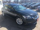 Used 2013 Honda Accord EX-L/BACKUPCAMERA/BLUETOOTH/LEATHER/ROOF/ALLOYS for sale in Pickering, ON