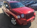 Used 2010 Jeep Compass North Edition/4X4/AUTOLOADED/ALLOYS for sale in Pickering, ON
