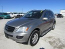 Used 2006 Mercedes-Benz ML 350 for sale in Innisfil, ON