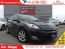 Used 2011 Mazda MAZDA3 Sport GS | 1 OWNER | SUNROOF | CLEAN CARPROOF | for sale in Georgetown, ON