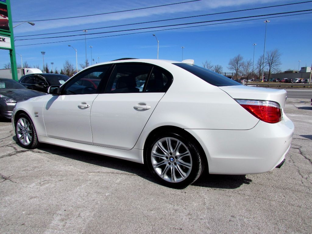 used 2010 bmw 5 series 535i xdrive m sport pkg auto navigation sunroof ce for sale in milton. Black Bedroom Furniture Sets. Home Design Ideas
