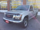 Used 2006 GMC Canyon SL,Regular cab,4X4 for sale in Oakville, ON