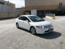 Used 2007 Honda Civic Automatic, 4 door, air conditioning, certified, 3 for sale in North York, ON