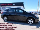 Used 2012 Toyota Matrix Automatic Sunroof Certified 2YR Warranty for sale in Milton, ON