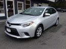 Used 2016 Toyota Corolla LE for sale in Parksville, BC
